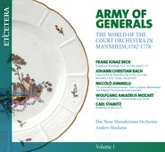 Army of Generals Vol. 1 cover