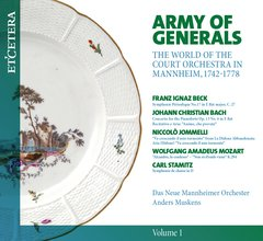 Army of Generals Vol. 1