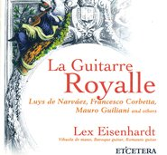 La Guitarre Royalle cover