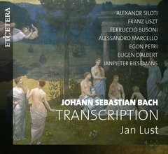 Johann Sebastian Bach - Transcription