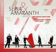 SEPIA & AMARANTH cover