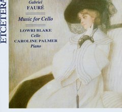 Music for Cello - Fauré