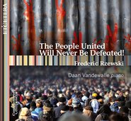The People United Will Never Be Defeated!  cover