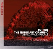 Luther: The Noble Art of Music cover