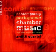 Contemporary Portuguese Chamber Music cover