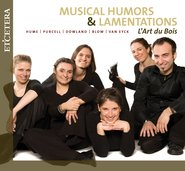Musical Humors and Lamentations cover