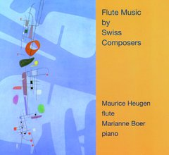 Flute Music by Swiss Composers