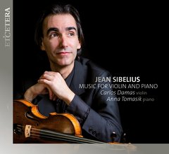 Jean Sibelius, Music for violin and piano