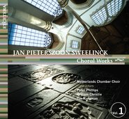 Choral Works Sweelinck - Volume 1 cover