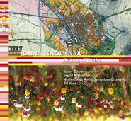 Orchestral Works J. Wagenaar cover
