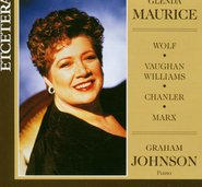 Recital at Wigmore Hall - G. Maurice cover