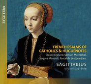 French Psalms of  Catholics & Huguenotes cover