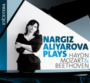 Nargiz Aliyarova plays cover