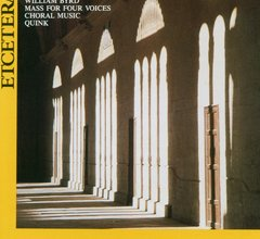 Mass for four voices - Choral music