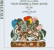 Violin Sonatas & Piano Suites cover