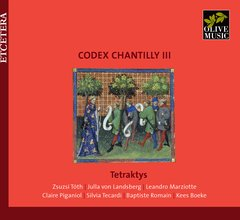 CODEX CHANTILLY vol.3