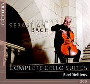 Bach-Complete Cello Suites cover