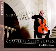 Bach-Complete Cello Suites
