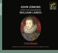 John Jenkins  and his 'most esteemed friend' William Lawes cover