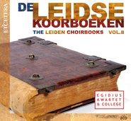 The Leiden Choirbooks - Vol. II cover