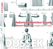 Madame et Monsieur Dussek cover