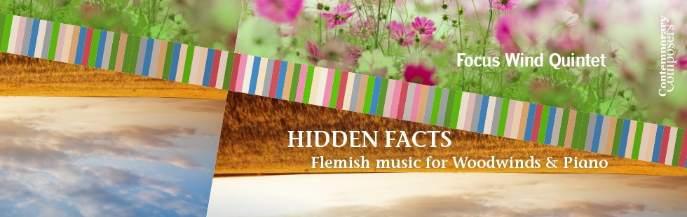 Flemish Music for Woodwind & Piano