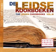 The Leiden Choirbooks - Vol. III cover