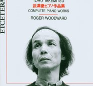 Complete Piano Works - Takemitsu cover