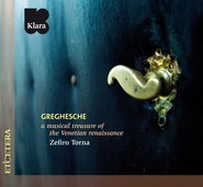 Greghesche cover