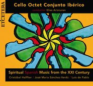 Spiritual spanish music from the XXI century  cover