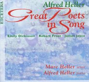 Great Poets in Song cover