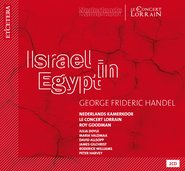 ISRAEL IN EGYPT  cover