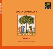 Codex Chantilly  II cover