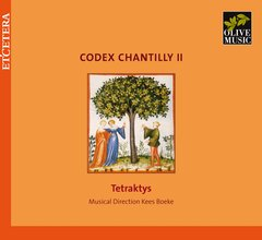 Codex Chantilly  II