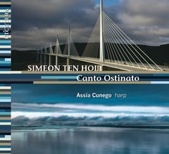 Canto Ostinato for harp