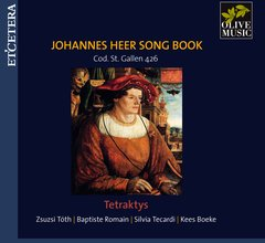 Johannes Heer Song Book