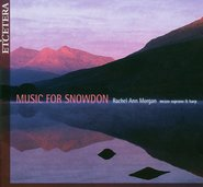 Music for Snowdon cover