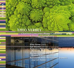 Orchestral Works T. Verbey