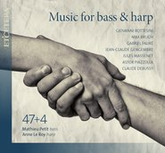 Music for Bass and Harp cover