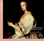 Sonatas with Viola da Gamba and Harpsichord cover