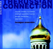 The Russian Connection cover