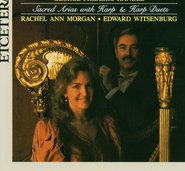 Sacred Arias with Harp & Harp Duets cover