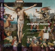 Johannes Passion cover