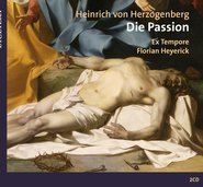 Die Passion opus 93 cover