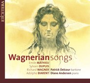 Wagnerian songs cover