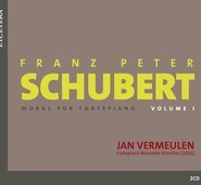 Works for Fortepiano - Volume I cover