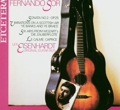 Music for Guitar (F. Sor)
