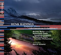 Orchestral Works H. Badings
