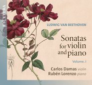 Sonatas for violin and piano  cover