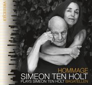 Hommage Simeon ten Holt cover